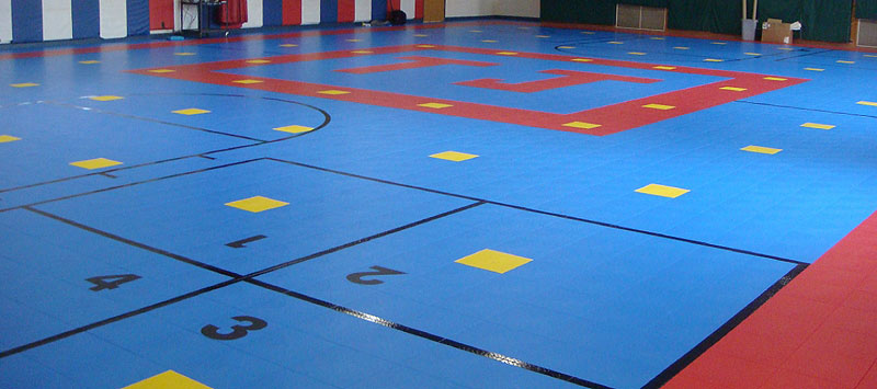 multipurpose sport flooring